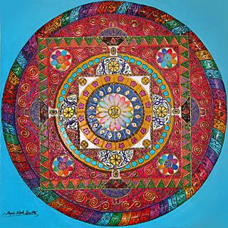Club creee tutoriel - Mandala les plus beau du monde ...